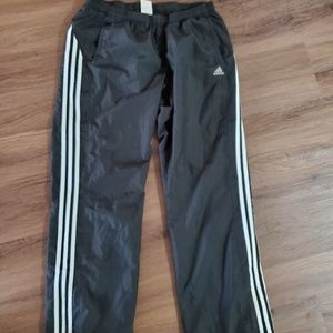 ADIDAS pants black color